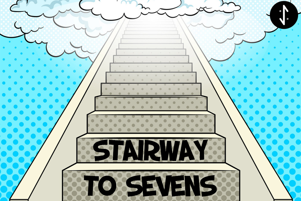 Staiway to Sevens Cover Art