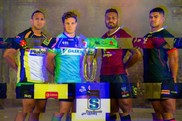 Blurred Super Rugby Players