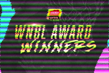 WNBL Awards Night Graphic