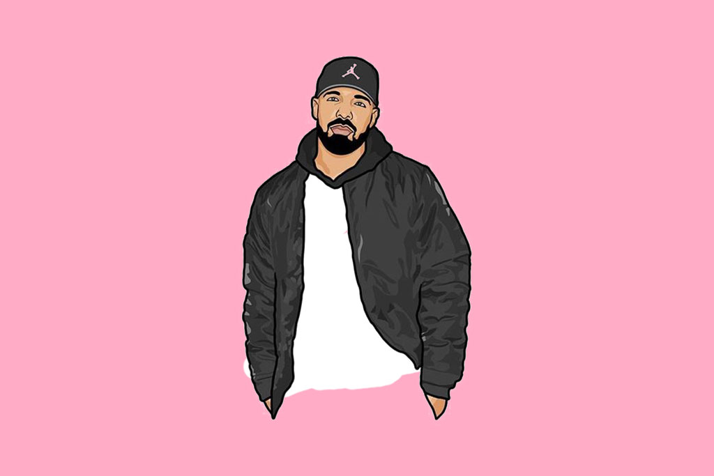 Cartoon Drake