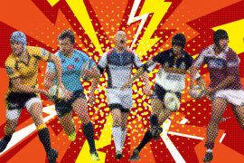 Players From All 5 Super Rugby Teams