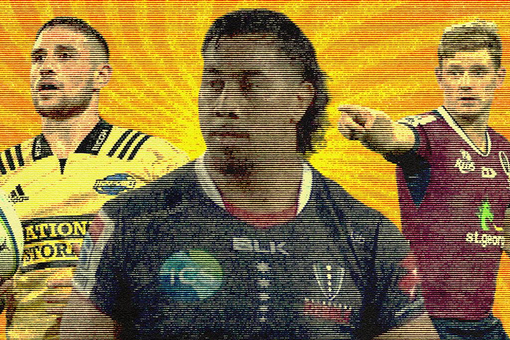 Super Rugby Players TJ Perenara, Pone Fa-amausili & Bryce Hegarty
