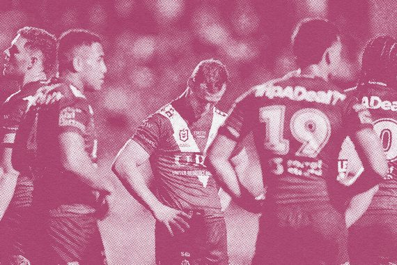 Manly Sea Eagles Players