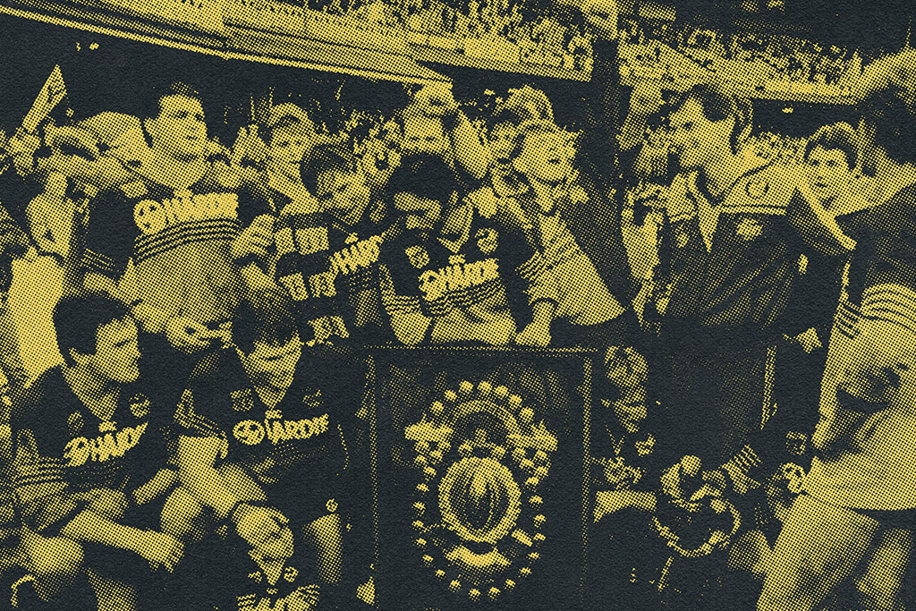 Parramatta Winning the Premiership in 1986
