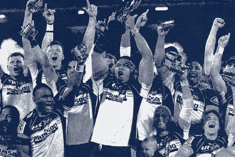 Brumbies Super Rugby Champions Team Photo