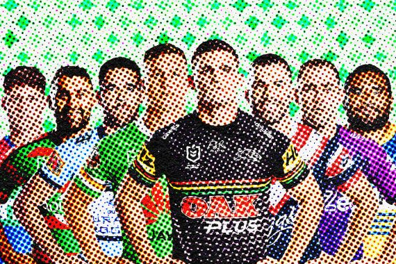 NRL Finals Teams