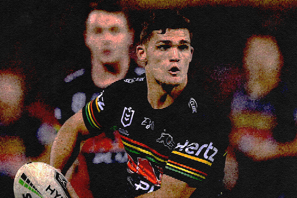 Nathan Cleary Penrith Panthers
