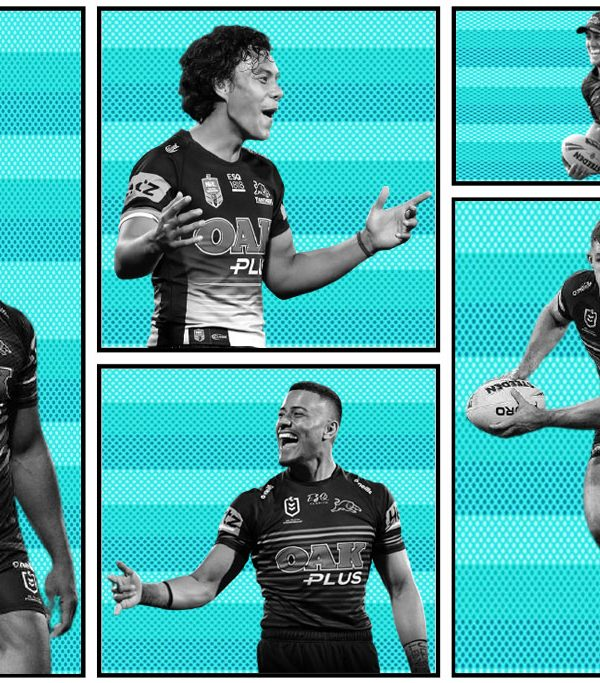 penrith panthers players